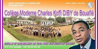 Charles Koffi Diby college bouafle 021
